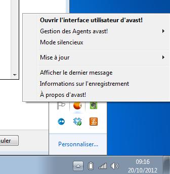 notification avast