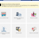 migration profil page facebook