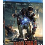 iron man 3 Bluray