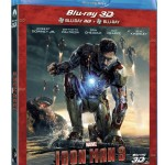 iron man 3 Bluray 3D