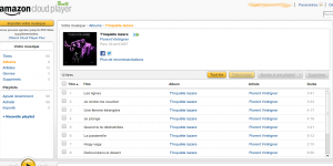 interface Amazon Cloud Player