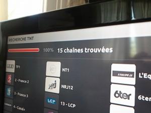 freebox v6 15 chaines trouvées