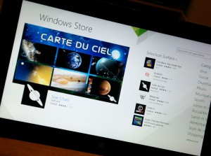windows-store tablette microsoft surface
