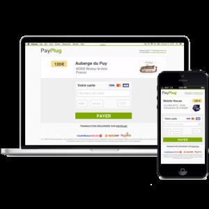 paiement en ligne payplug