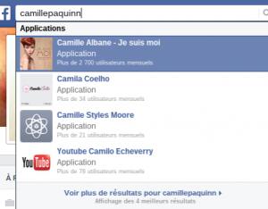facebook vol d'identité
