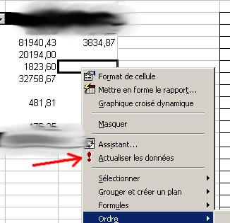 Les Donnees Ne S Actualisent Pas Dans Mon Tcd Excel 2000 Dvi43 Com