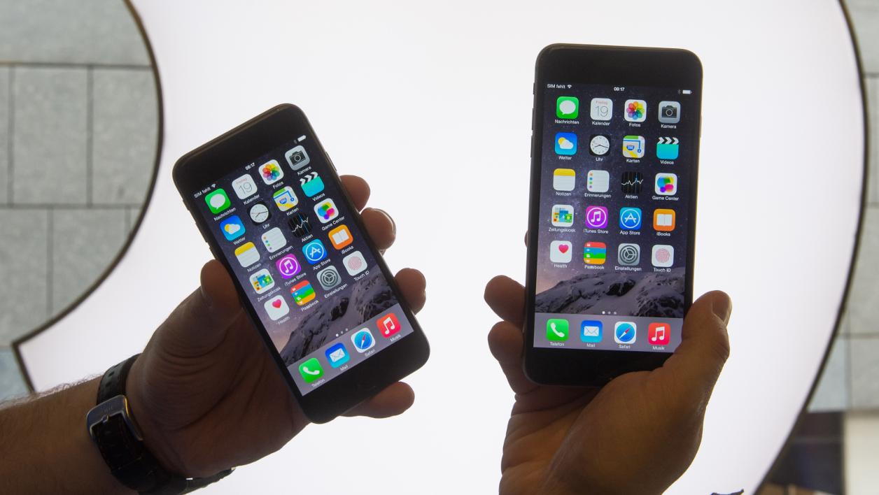 l 39 iphone d 39 apple plant par un simple sms. Black Bedroom Furniture Sets. Home Design Ideas