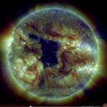 trou coronal soleil